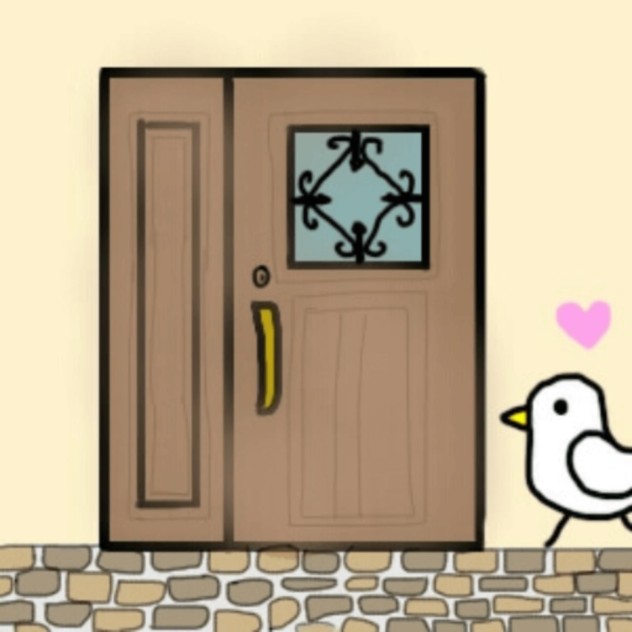 タマホームの玄関ドア
