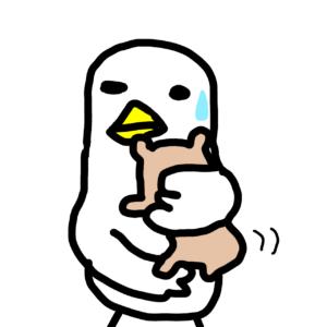 赤ちゃん縦抱っこでお尻をつき出して泣く