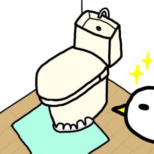 トイレ介護、汚れ対策として使い捨てトイレマット&ペットシートを使ってみた
